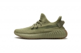 "2020.10 Normal Authentic Adidas Yeezy Boost 350 V2 ""Sulfur"" Men And Women ShoesFY5346-LY"