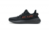 "2020.10 Normal Authentic Adidas Yeezy Boost 350 V2 ""Bred "" Men And Women Shoes-LY"