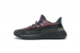 "2020.10 Normal Authentic Adidas Yeezy Boost 350 V2 ""Yecheil Reflective "" Men And Women ShoesFX4145-LYMTX"