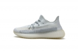 "2020.10 Normal Authentic Adidas Yeezy Boost 350 V2 ""Cloud White Reflective "" Men And Women ShoesFW5317-LYMTX"
