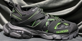 2020.10 Authentic Belishijia 4.0 Track 2 Sneaker Black Green Men And Women Shoes -LY (72)