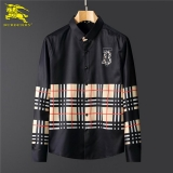 2020.10 Burberry long shirt man M-3XL (60)