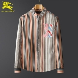 2020.10 Burberry long shirt man M-3XL (59)
