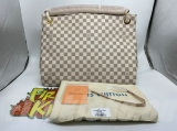2020.7 Authentic Monogram Canvas Artsy -XJ1000(1)