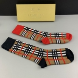 2020.10 (With Box) A Box of Burberry socks -QQ (22)