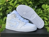 2020.10 Super Max Perfect Air Jordan 1 Mid Women Shoes -ZL (2)