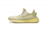 "2020.11 Normal Authentic Adidas Yeezy Boost 350 V2 ""Flax "" Men And Women ShoesFX9028-LY"