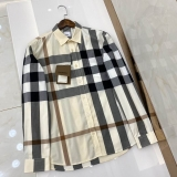 2020.11 Burberry long shirt man S-2XL (80)