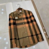 2020.11 Burberry long shirt man S-2XL (75)