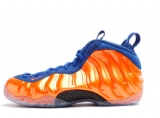 "2020.11 Authentic Nike Air Foamposite One ""knicks"" Men Shoes -ZL (68)"