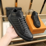 2020.11 Super Max Perfect Louis Vuitton Men Shoes(98%Authentic)-WX (309)