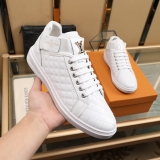 2020.11 Super Max Perfect Louis Vuitton Men Shoes(98%Authentic)-WX (308)