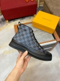 2020.11 Super Max Perfect Louis Vuitton Men Shoes(98%Authentic)-WX (310)