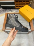 2020.11 Super Max Perfect Louis Vuitton Men Shoes(98%Authentic)-WX (312)