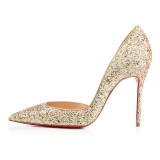 2020.11 Super Max Perfect Christian Louboutin 10cm High Heels Women Shoes -TR (235)