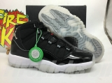 "2020.11 (Final version)Authentic Air Jordan 11 Low ""25th Anniversary""GS -DG"