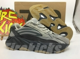 (Better quality)Super Max Perfect Adidas Yeezy 700 Tephra Men And Women Shoes (98%Authentic)-LY