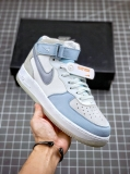 2020.11 Super Max Perfect Nike Air Force 1 Men And Women Shoes (98%Authentic)-JB (129)