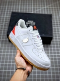 2020.11 Super Max Perfect Nike Air Force 1 Men And Women Shoes (98%Authentic)-JB (130)