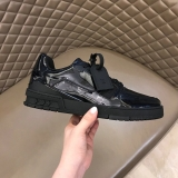 2020.11 Super Max Perfect Louis Vuitton Men Shoes(98%Authentic)-WX (321)