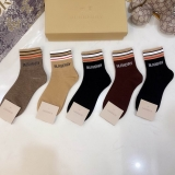 2020.11 (With Box) A Box of Burberry socks -QQ (29)