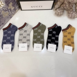 2020.10 (With Box) A Box of Gucci Socks -QQ (100)