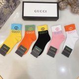 2020.10 (With Box) A Box of Gucci Socks -QQ (97)