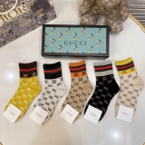 2020.10 (With Box) A Box of Gucci Socks -QQ (92)