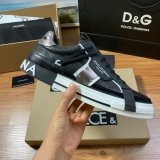 2020.11 Super Max Perfect D&G Men Shoes(98%Authentic)- WX (168)