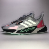2020.11 Super Max Adidas X9000L4 Boost Grey Pink Men And Women Shoes (Real Boost-98%Authentic)-LY(36)