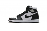 "2020.12 (better quality)Super Max Perfect Air Jordan 1 ""Black White"" Men And Women Shoes(no worry!good quality,95%Authentic) -GET (2)"