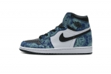 "2020.12 (better quality)Super Max Perfect Air Jordan 1 ""Tie-Dye"" Men And Women Shoes(no worry!good quality,95%Authentic) -GET (14)"