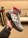 2020.12 Super Max Perfect Louis Vuitton Men Shoes(98%Authentic)-WX (340)