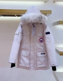 2019.11 Authentic Canada Goose Down Jacket 08 With Removable Real coyote fur ruff Men -BY (9)
