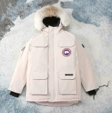 2020.12 (Normal Authentic quality) Canada Goose Down Jacket 08 With Removable Real coyote fur ruff Men -XGC1160 (5)