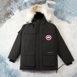 2020.12 (Normal Authentic quality) Canada Goose Down Jacket 08 With Removable Real coyote fur ruff Men -XGC1160 (3)