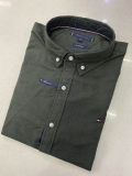 2020.12 Tommy long shirt man M-2XL (31)