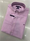 2020.12 Tommy long shirt man M-2XL (15)