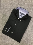 2020.12 Tommy long shirt man M-2XL (17)