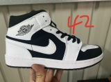 (Sale)Super Max Perfect Air Jordan 1 Mid Men And Women Shoes(no worry!good quality) -GCZX (2)