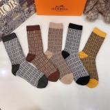 2021.3 (With Box) A Box of Hermes Socks -QQ (2)