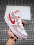 "2021.4 Nike Super Max Perfect Air Force 1 QS ""Valentine's Day""Men And Women Shoes (98%Authentic)-JB (6)"