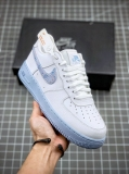 "2021.4 Nike Super Max Perfect Air Force 1 ""Hydrogen Blue""Men And Women Shoes (98%Authentic)-JB (14)"